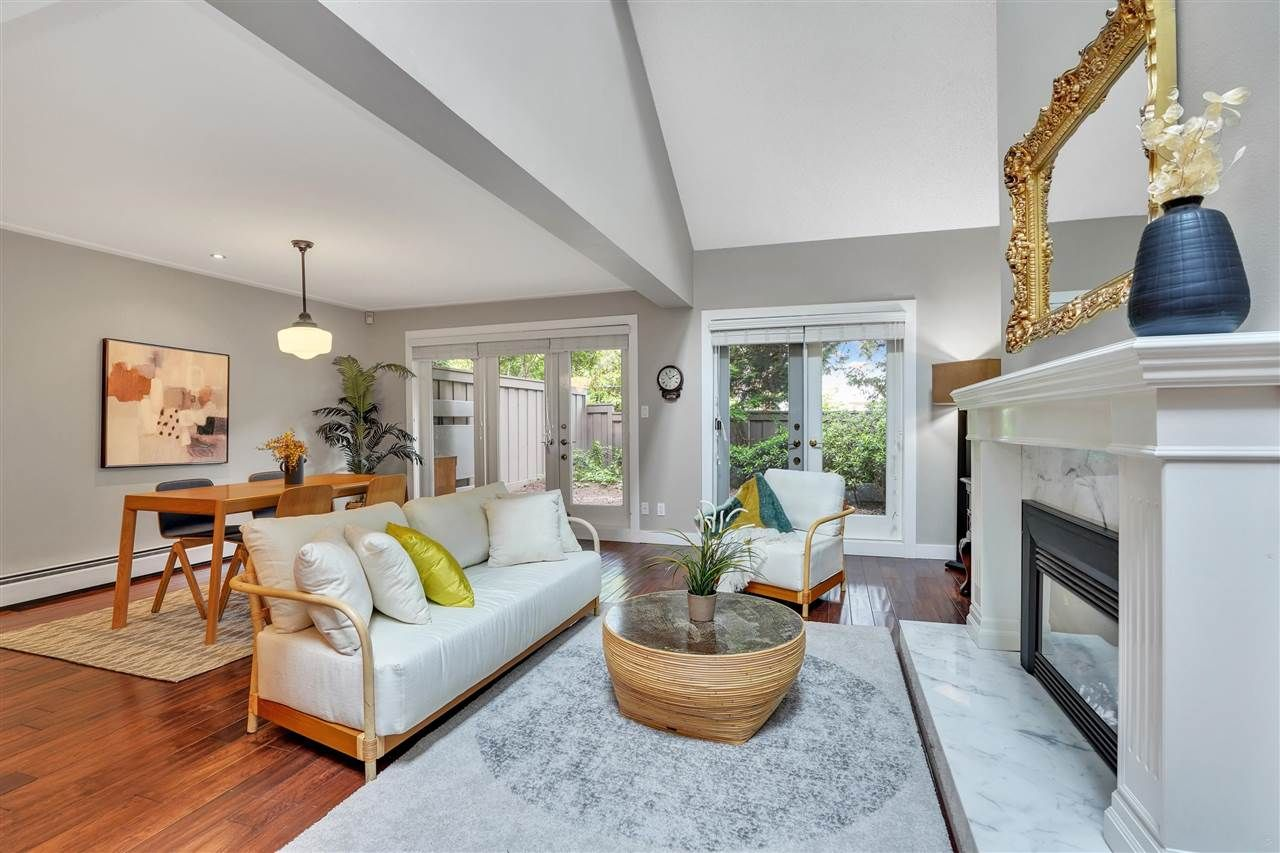 Main Photo: 38 4900 CARTIER STREET in Vancouver: Shaughnessy Townhouse for sale (Vancouver West)  : MLS®# R2617567