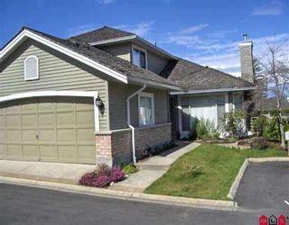 Photo 1: # 25 2672 151ST ST in Surrey: Condo for sale : MLS®# F2726008