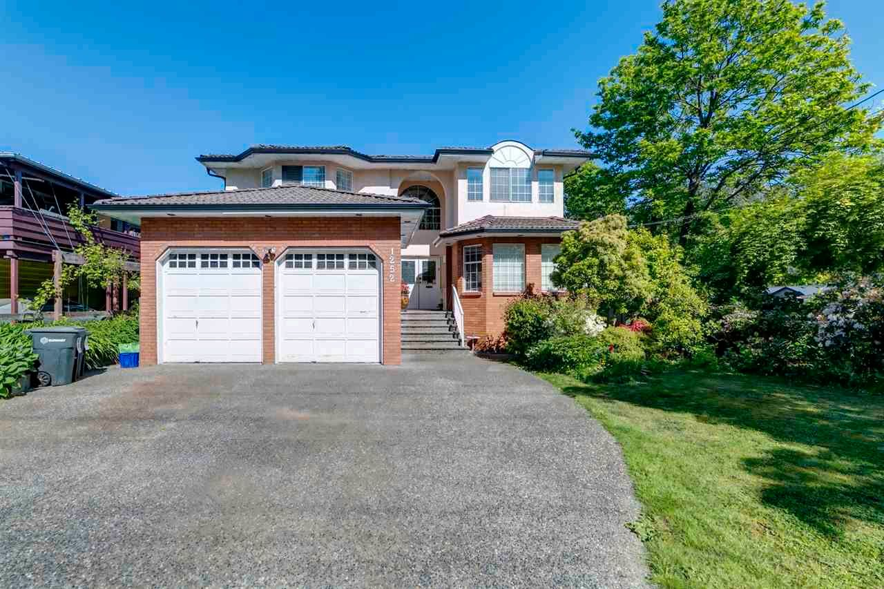 Main Photo: 1252 DUTHIE Avenue in Burnaby: Simon Fraser Univer. House for sale (Burnaby North)  : MLS®# R2584540