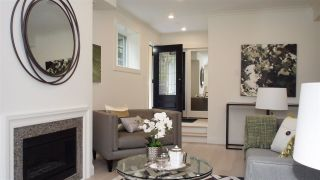 """Photo 8: 1832 W 12TH Avenue in Vancouver: Kitsilano Townhouse for sale in """"THE FOX HOUSE"""" (Vancouver West)  : MLS®# R2177818"""