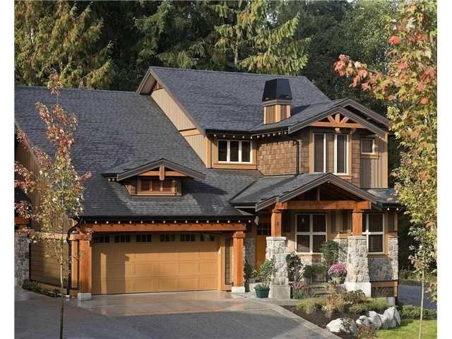 """Main Photo: 75 24185 106B Avenue in Maple Ridge: Albion 1/2 Duplex for sale in """"TRAIL'S EDGE"""" : MLS®# V832717"""