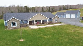 Photo 1: 358 Douglas Road in Alma: 108-Rural Pictou County Residential for sale (Northern Region)  : MLS®# 202109921
