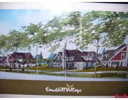 """Main Photo: 19 19977 71ST Avenue in Langley: Willoughby Heights 1/2 Duplex for sale in """"SANDHILL VILLAGE"""" : MLS®# F2803503"""