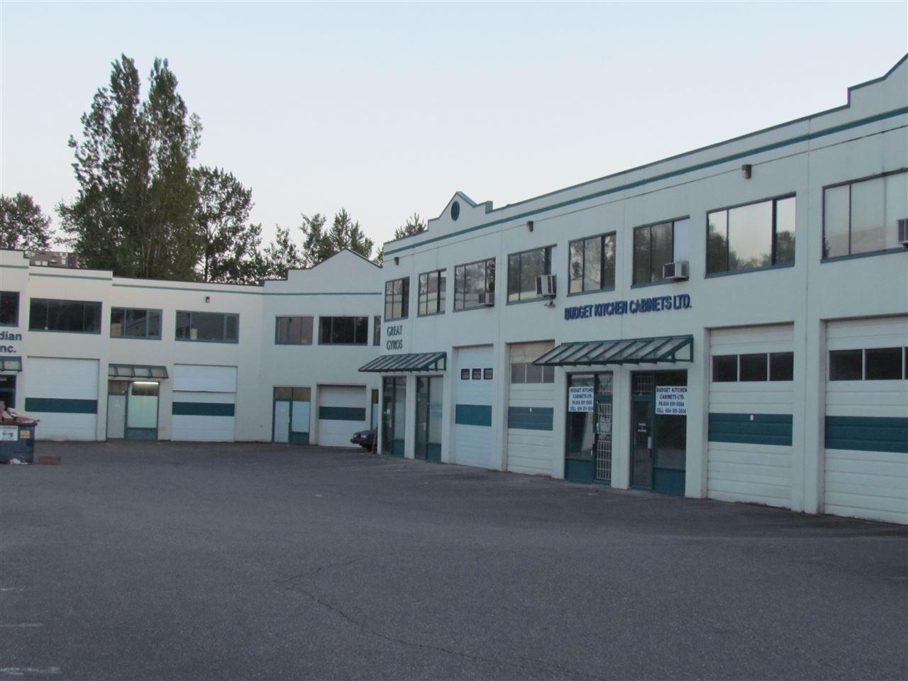 Main Photo: 9 13140 88 Avenue in Surrey: Queen Mary Park Surrey Commercial for sale : MLS®# C8000671