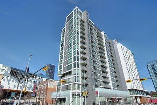 Main Photo: 606 450 8 Avenue SE in Calgary: Downtown East Village Apartment for sale : MLS®# A1083138