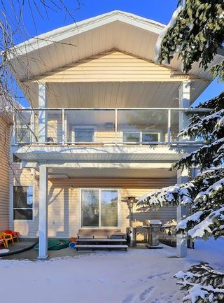Photo 31: 119 Prominence Heights SW in Calgary: Patterson Row/Townhouse for sale : MLS®# A1070136