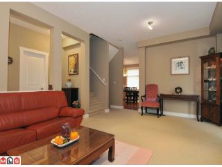 """Photo 4: 20 15255 36TH Avenue in Surrey: Morgan Creek Townhouse for sale in """"Ferngrove"""" (South Surrey White Rock)  : MLS®# F1017006"""