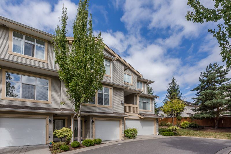 """Main Photo: 9 14959 58 Avenue in Surrey: Sullivan Station Townhouse for sale in """"Skylands"""" : MLS®# R2005945"""