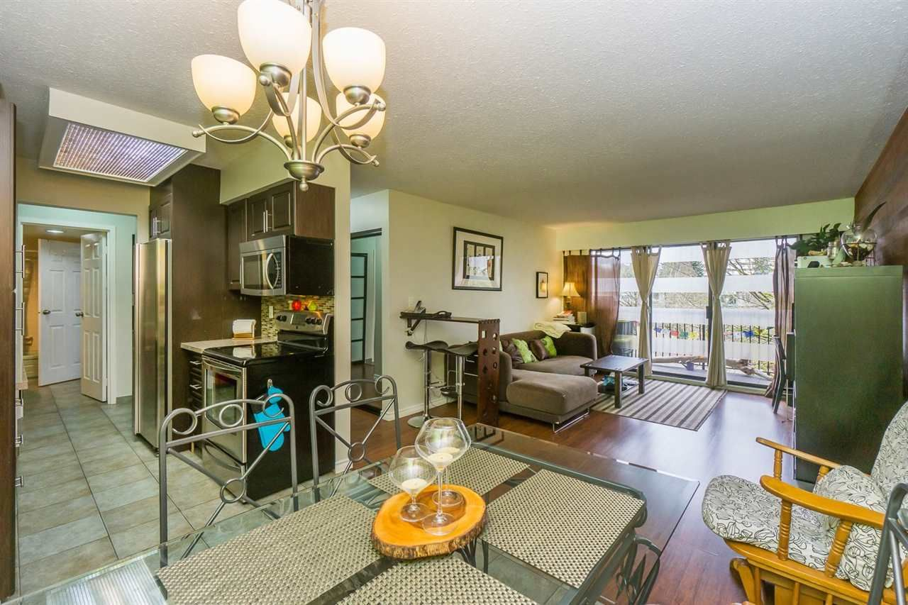 Main Photo: 215 3925 KINGSWAY Street in Burnaby: Central Park BS Condo for sale (Burnaby South)  : MLS®# R2049357