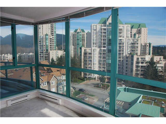 """Main Photo: 1005 3071 GLEN Drive in Coquitlam: North Coquitlam Condo for sale in """"PARC LAURENT"""" : MLS®# V1110673"""
