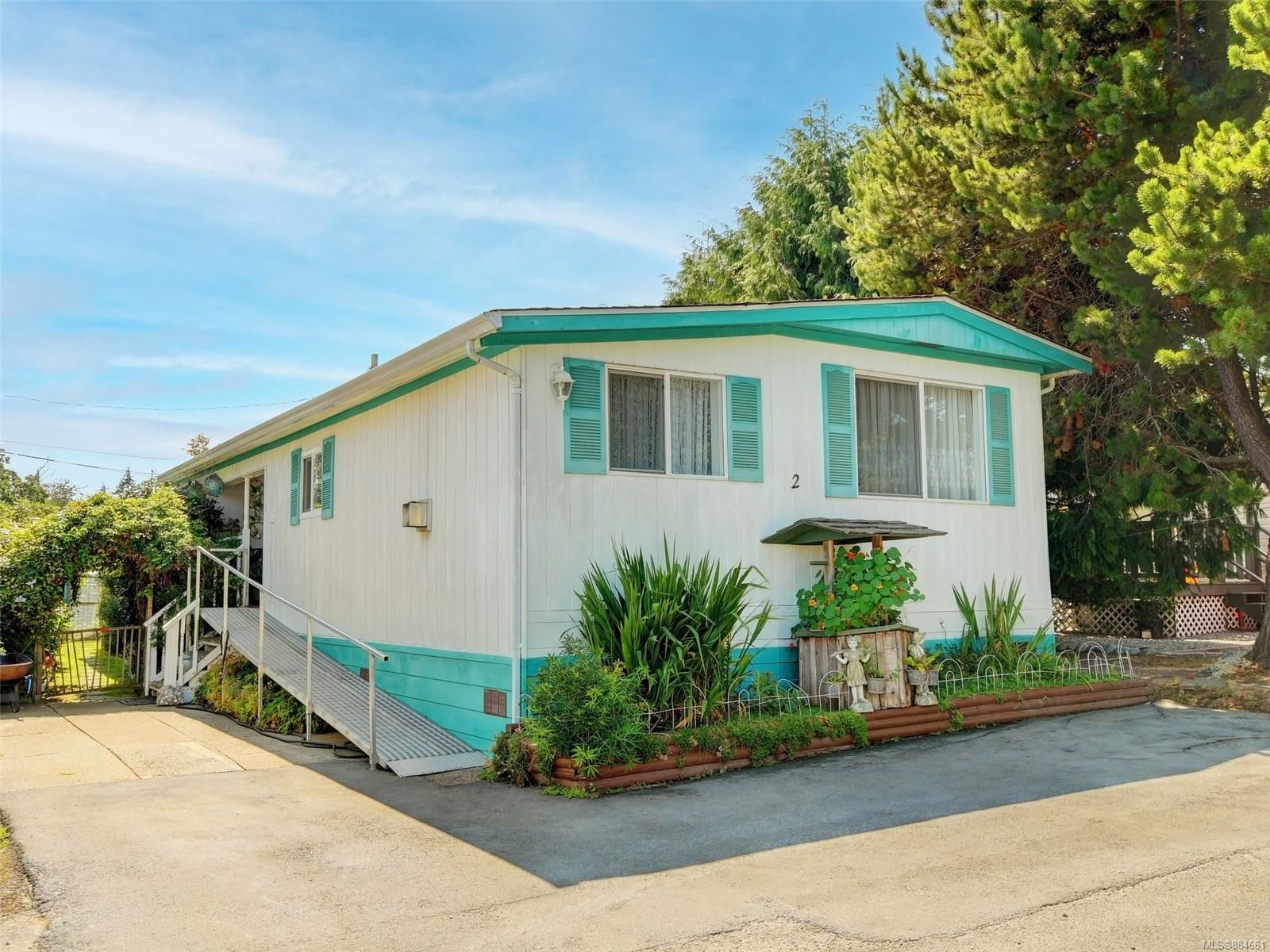 Main Photo: 2 2206 Church Rd in : Sk Sooke Vill Core Manufactured Home for sale (Sooke)  : MLS®# 884661