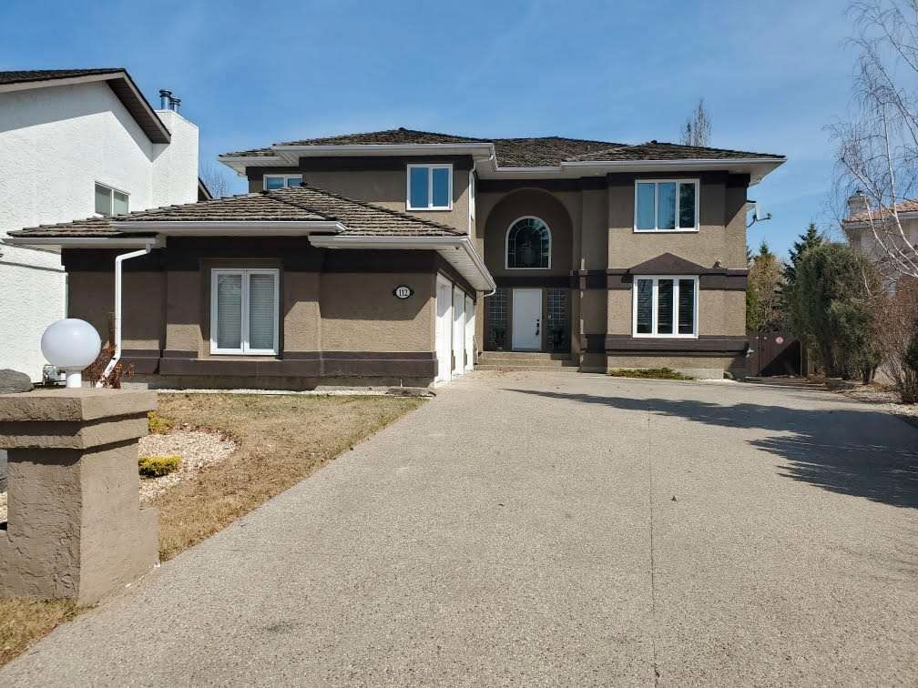 Main Photo: 112 Castle Keep in Edmonton: Zone 27 House for sale : MLS®# E4229489
