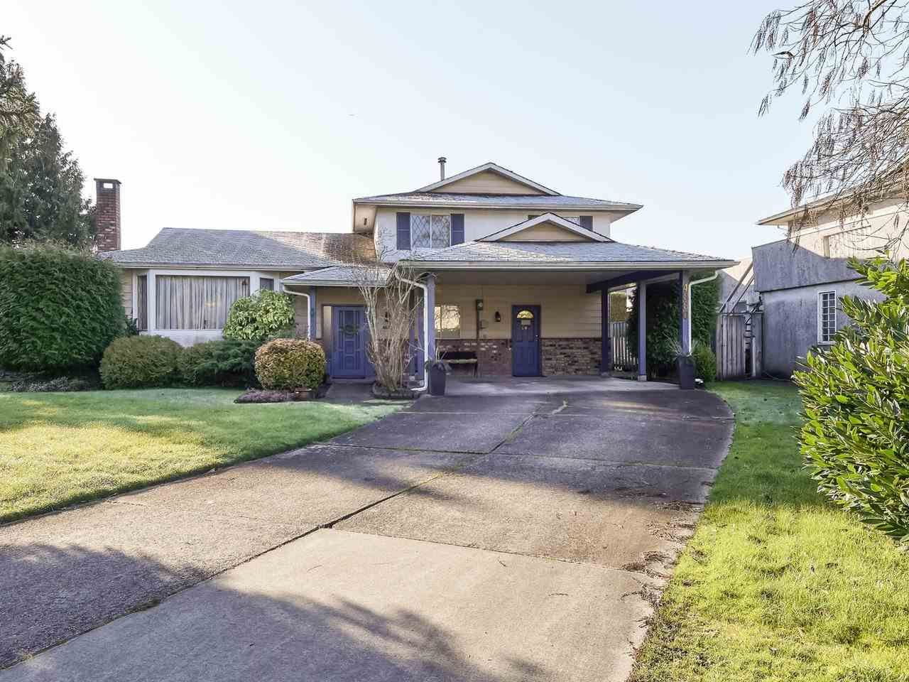 Photo 1: Photos: 4880 FORTUNE AVENUE in Richmond: Steveston North House for sale : MLS®# R2435063