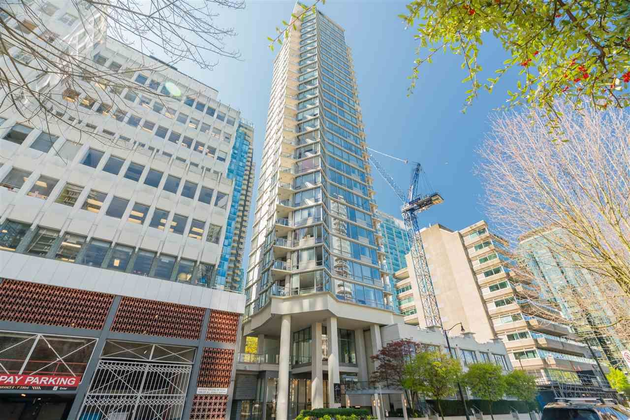 "Main Photo: 1101 1228 W HASTINGS Street in Vancouver: Coal Harbour Condo for sale in ""PALLADIO"" (Vancouver West)  : MLS®# R2573352"