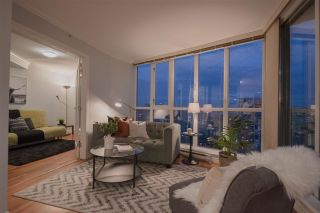 """Photo 2: 2506 1155 SEYMOUR Street in Vancouver: Downtown VW Condo for sale in """"Brava"""" (Vancouver West)  : MLS®# R2387101"""