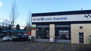 Photo 1: 2474 W RAILWAY Street in Abbotsford: Central Abbotsford Business with Property for sale : MLS®# C8025142