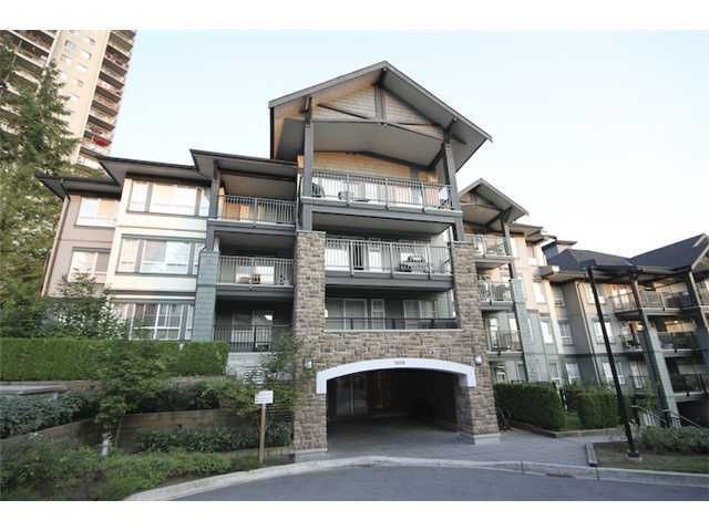 Main Photo: 310 9098 Halston Court in Burnaby: Condo for sale (Burnaby North)  : MLS®# v929264