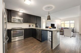 Photo 3: 208 45 Aspenmont Heights SW in Calgary: Aspen Woods Apartment for sale : MLS®# A1075895