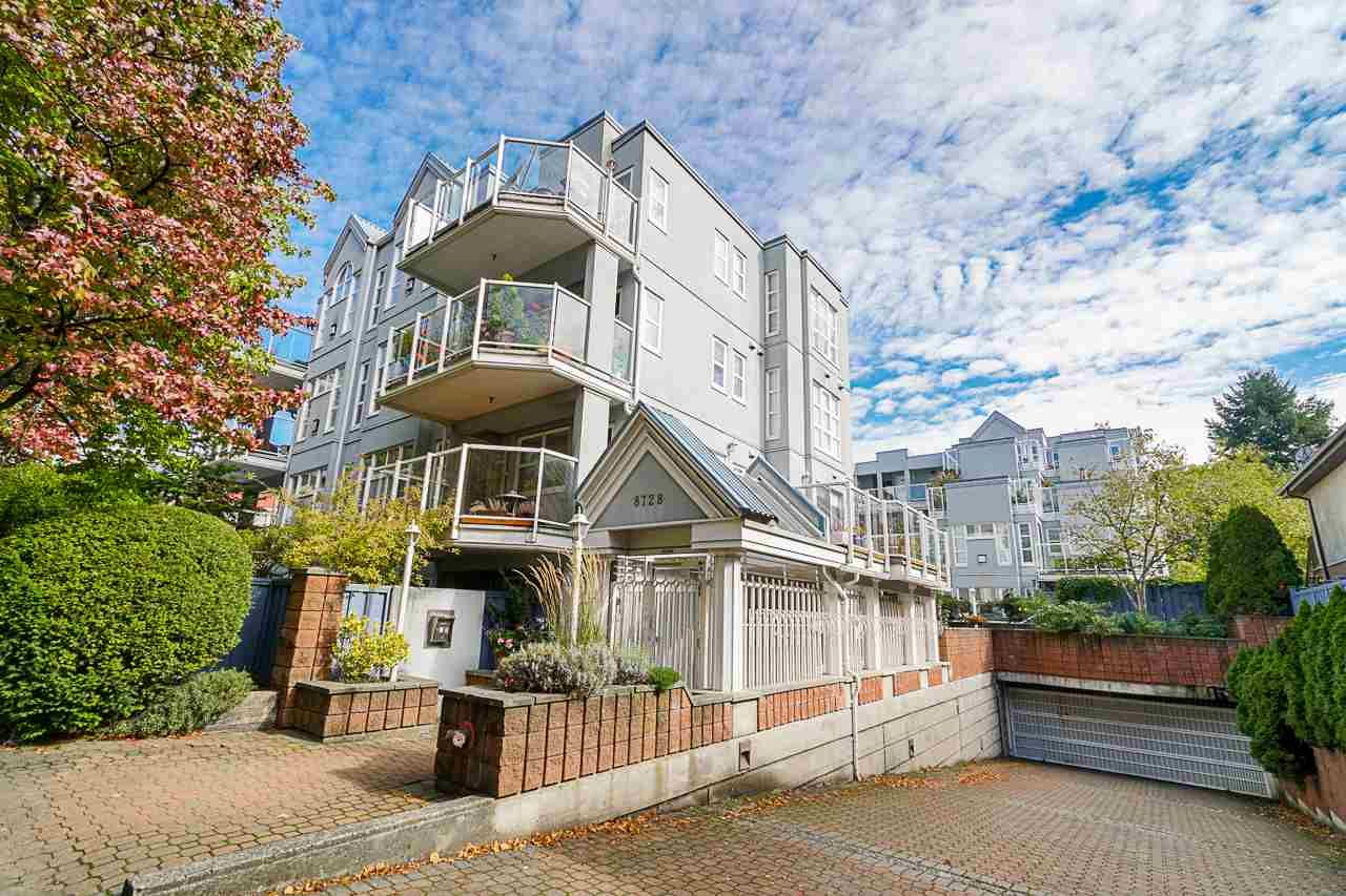 """Main Photo: 103 8728 SW MARINE Drive in Vancouver: Marpole Condo for sale in """"Riverview Court"""" (Vancouver West)  : MLS®# R2410675"""