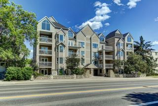 Photo 3: 304 818 10 Street NW in Calgary: Sunnyside Apartment for sale : MLS®# A1123150