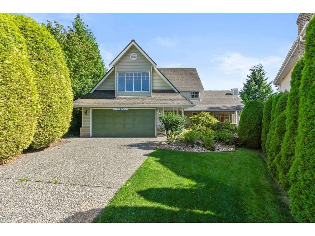 """Main Photo: 14172 85B Avenue in Surrey: Bear Creek Green Timbers House for sale in """"Brookside"""" : MLS®# R2482361"""