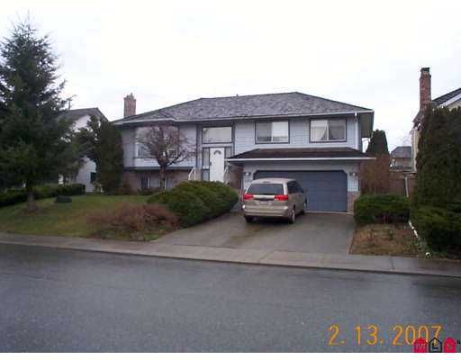 """Main Photo: 3376 HEDLEY Street in Abbotsford: Abbotsford West House for sale in """"Fairfield"""" : MLS®# F2703762"""