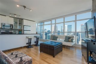 """Photo 6: 2804 438 SEYMOUR Street in Vancouver: Downtown VW Condo for sale in """"CONFERENCE PLAZA"""" (Vancouver West)  : MLS®# R2317789"""