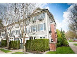 "Photo 1: 74 101 FRASER Street in Port Moody: Port Moody Centre Townhouse for sale in ""CORBEAU"" : MLS®# V1116275"