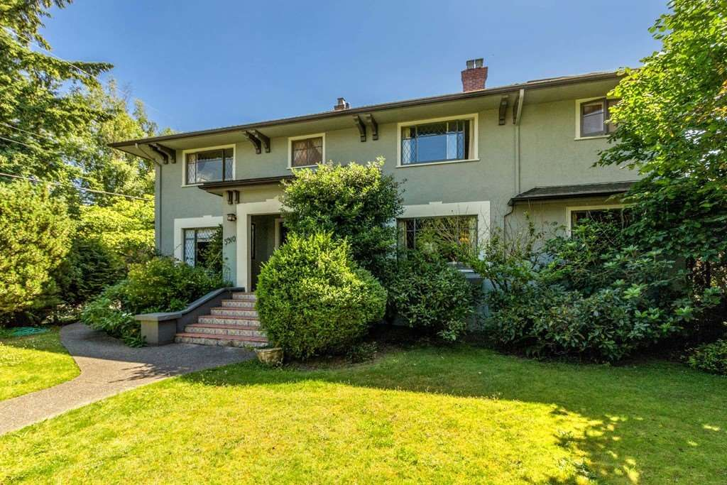 Main Photo: 5910 MACDONALD STREET in Vancouver: Kerrisdale House for sale (Vancouver West)  : MLS®# R2471359