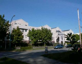 """Photo 1: 113 2357 WHYTE AV in Port Coquitlam: Central Pt Coquitlam Condo for sale in """"RIVERSIDE PLACE"""" : MLS®# V590646"""