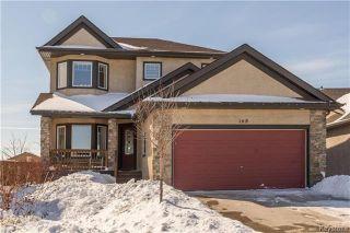 Photo 1: 168 Reg Wyatt Way in Winnipeg: Harbour View South Residential for sale (3J)  : MLS®# 1805166