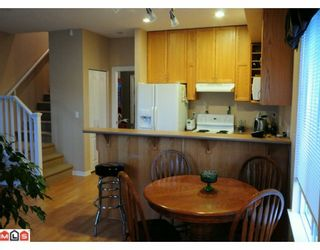 """Photo 4: 117 33751 7TH Avenue in Mission: Mission BC Townhouse for sale in """"HERITAGE PARK"""" : MLS®# F1003770"""