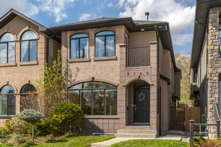 Photo 39: 2140 7 Avenue NW in Calgary: West Hillhurst Semi Detached for sale : MLS®# A1108142