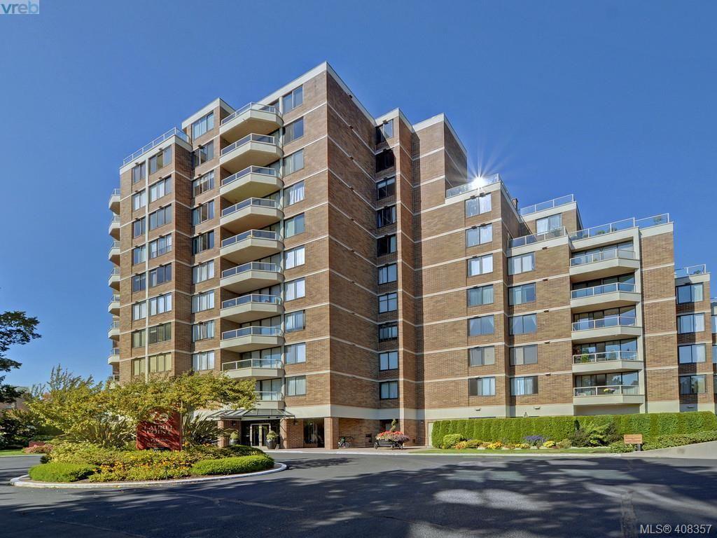 Main Photo: 708 225 Belleville St in VICTORIA: Vi James Bay Condo for sale (Victoria)  : MLS®# 811585