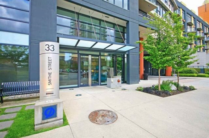 FEATURED LISTING: 801 - 33 Smithe Street Vancouver
