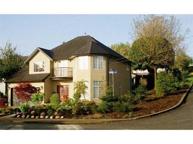 Main Photo: 438 BRAID Street in New Westminster: The Heights NW House for sale : MLS®# V865329