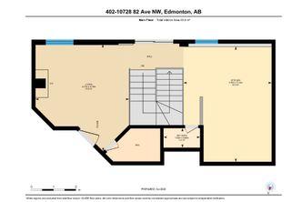 Photo 37: 402 10728 82 Avenue in Edmonton: Zone 15 Condo for sale : MLS®# E4236597