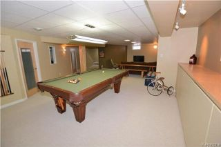 Photo 16: 11 Pitcairn Place in Winnipeg: Windsor Park Residential for sale (2G)  : MLS®# 1802937