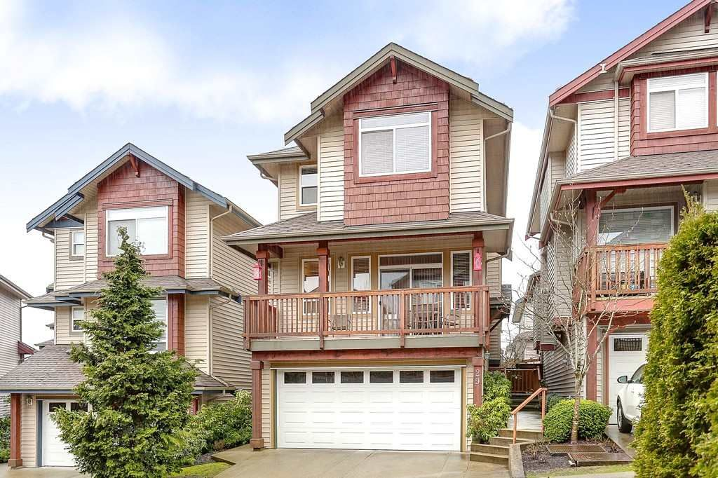 "Main Photo: 29 2287 ARGUE Street in Port Coquitlam: Citadel PQ House for sale in ""CITADEL LANDING"" : MLS®# R2145535"