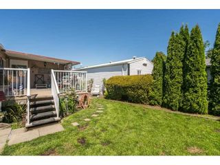 """Photo 37: 34 8254 134 Street in Surrey: Queen Mary Park Surrey Manufactured Home for sale in """"WESTWOOD ESTATES"""" : MLS®# R2586681"""