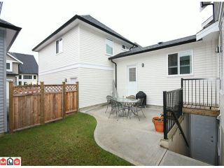 """Photo 10: 6760 193B Street in Surrey: Clayton House for sale in """"GRAMERCY PARK"""" (Cloverdale)  : MLS®# F1017960"""