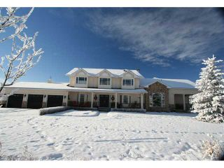 Photo 2: 100 WESTVIEW Estates in CALGARY: Rural Rocky View MD Residential Detached Single Family for sale : MLS®# C3544294
