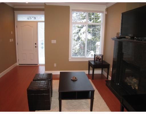 Main Photo: 8125 10TH Avenue in Burnaby: East Burnaby 1/2 Duplex for sale (Burnaby East)  : MLS®# V798652