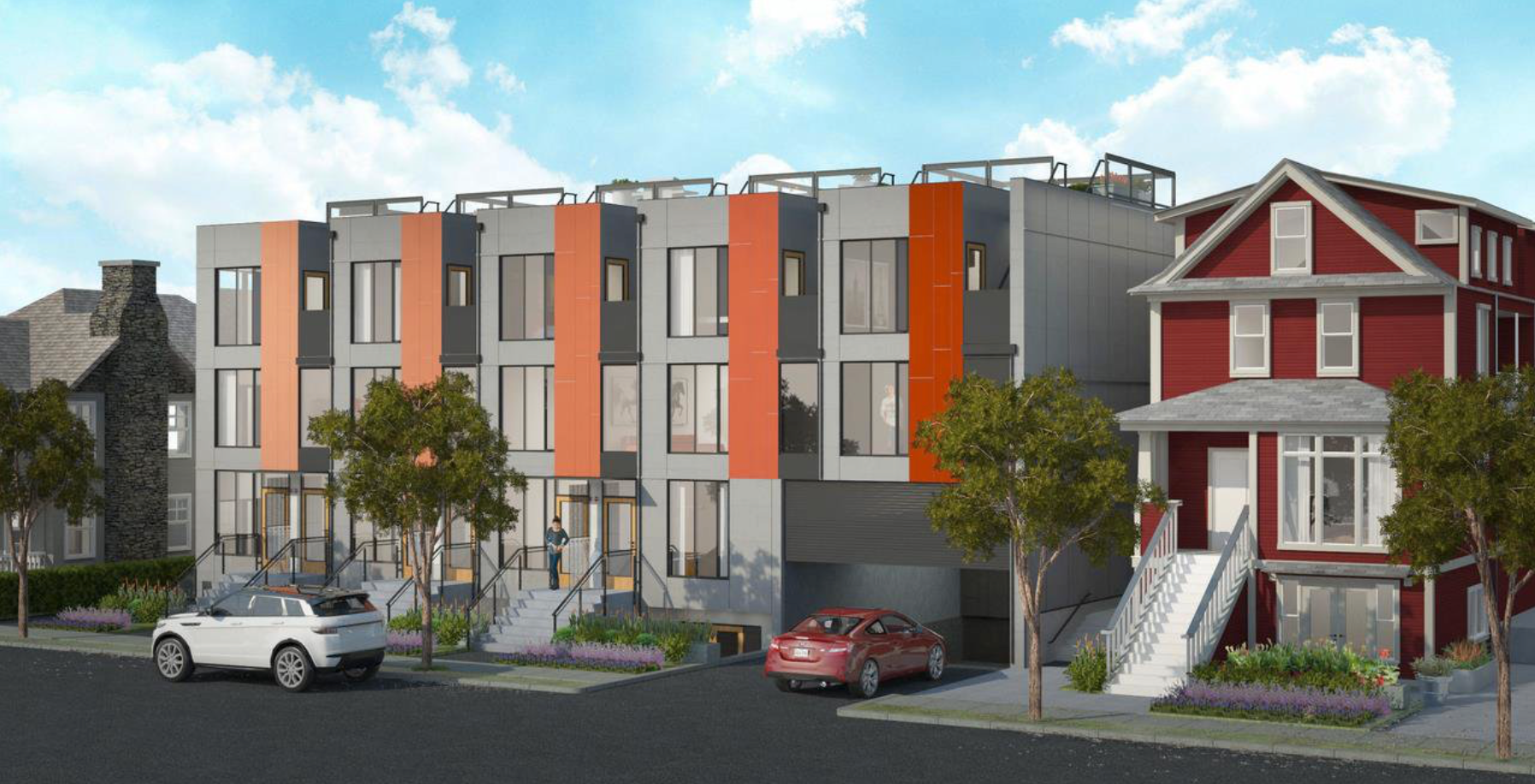 Main Photo: 531 E. 16th Avenue in Mount Pleasant VE - Vancouver: Number of Units: 21 Multifamily for sale ()