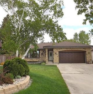 Photo 1: 11 Matthew Bay in Winnipeg: North Kildonan Residential for sale (3G)  : MLS®# 1712431