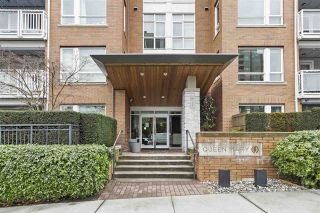 """Photo 1: 103 717 CHESTERFIELD Avenue in North Vancouver: Central Lonsdale Condo for sale in """"Queen Mary"""" : MLS®# R2536671"""