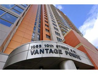 Photo 1: 1111 1053 10 Street SW in CALGARY: Connaught Condo for sale (Calgary)  : MLS®# C3526648