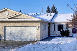 Photo 1: 22 9375 172 Street in Edmonton: Zone 20 House Half Duplex for sale : MLS®# E4227027