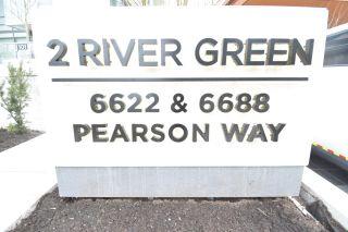 "Photo 1: 708 6622 PEARSON Way in Richmond: Brighouse Condo for sale in ""2 River Green"" : MLS®# R2543979"