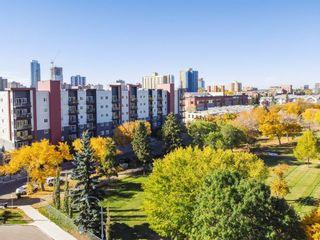 Photo 1: 433 10531 117 Street in Edmonton: Zone 08 Condo for sale : MLS®# E4264258